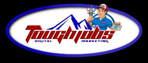 toughjobs blue hvac logo
