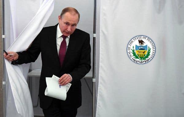 Putin Helping Puppet Toughjobs Digital Marketing